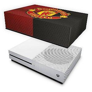Xbox One Slim Capa Anti Poeira - Manchester United