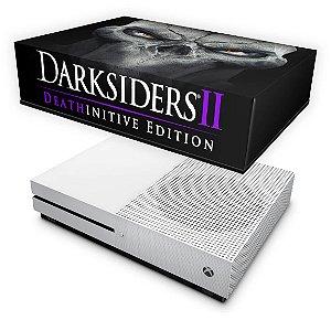 Xbox One Slim Capa Anti Poeira - Darksiders 2 Deathinitive Edition