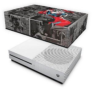 Xbox One Slim Capa Anti Poeira - Arlequina Harley Quinn #A