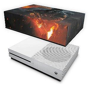 Xbox One Slim Capa Anti Poeira - Tom Clancy's The Division