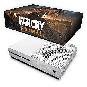 Xbox One Slim Capa Anti Poeira - Far Cry Primal