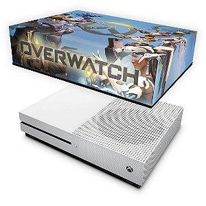Xbox One Slim Capa Anti Poeira - Overwatch