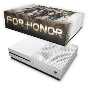 Xbox One Slim Capa Anti Poeira - For Honor