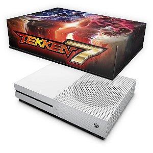 Xbox One Slim Capa Anti Poeira - Tekken 7
