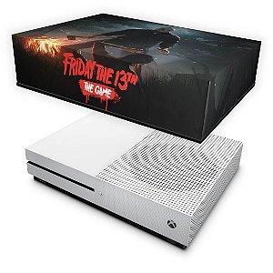 Xbox One Slim Capa Anti Poeira - Friday the 13th The game - Sexta-Feira 13
