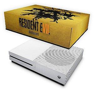 Xbox One Slim Capa Anti Poeira - Resident Evil 7: Biohazard