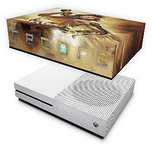 Xbox One Slim Capa Anti Poeira - Recore
