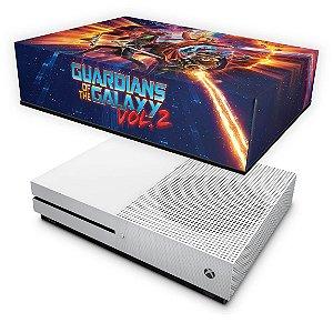 Xbox One Slim Capa Anti Poeira - Guardiões da Galáxia Vol 2