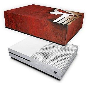 Xbox One Slim Capa Anti Poeira - The Punisher Justiceiro