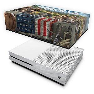 Xbox One Slim Capa Anti Poeira - Far Cry 5