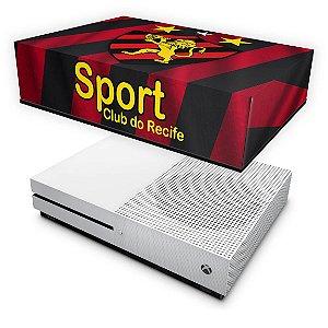 Xbox One Slim Capa Anti Poeira - Sport Club do Recife