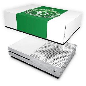 Xbox One Slim Capa Anti Poeira - Chapecoense Chape