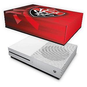 Xbox One Slim Capa Anti Poeira - Vitória EC