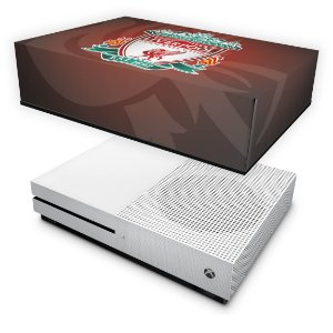 Xbox One Slim Capa Anti Poeira - Liverpool