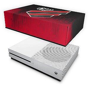Xbox One Slim Capa Anti Poeira - Atlético Paranaense CAP