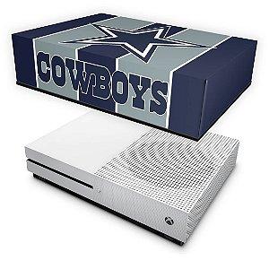 Xbox One Slim Capa Anti Poeira - Dallas Cowboys NFL