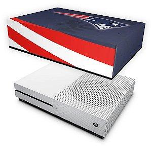 Xbox One Slim Capa Anti Poeira - New England Patriots NFL