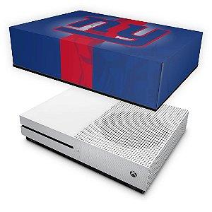 Xbox One S Slim Capa Anti Poeira - New York Giants - NFL