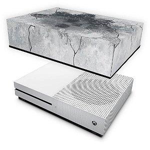 Xbox One S Slim Capa Anti Poeira - Gears 5 Special Edition Bundle
