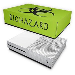 Xbox One Slim Capa Anti Poeira - Biohazard Radioativo