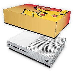 Xbox One Slim Capa Anti Poeira - Pokemon Pikachu