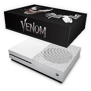 Xbox One Slim Capa Anti Poeira - Venom