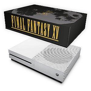 Xbox One Slim Capa Anti Poeira - Final Fantasy XV Bundle