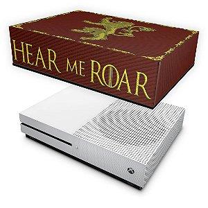 Xbox One Slim Capa Anti Poeira - Game Of Thrones Lannister
