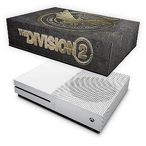 Xbox One Slim Capa Anti Poeira - The Division 2