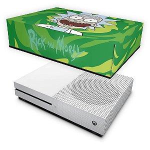 Xbox One Slim Capa Anti Poeira - Rick Rick and Morty