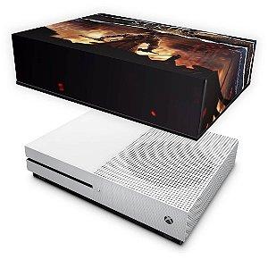 Xbox One Slim Capa Anti Poeira - Sekiro