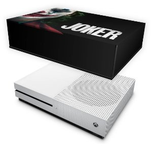 Xbox One S Slim Capa Anti Poeira - Joker Coringa Filme