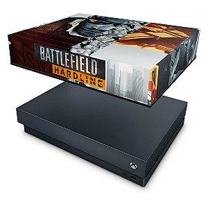 Xbox One X Capa Anti Poeira - Battlefield Hardline
