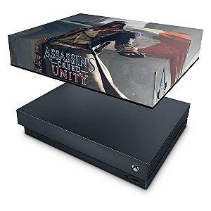 Xbox One X Capa Anti Poeira - Assassins Creed Unity