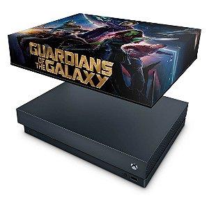 Xbox One X Capa Anti Poeira - Guardiões da Galaxia