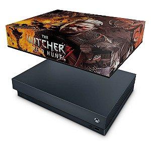 Xbox One X Capa Anti Poeira - The Witcher 3 #B