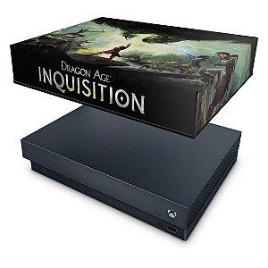 Xbox One X Capa Anti Poeira - Dragon Age Inquisition