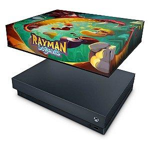 Xbox One X Capa Anti Poeira - Rayman Legends