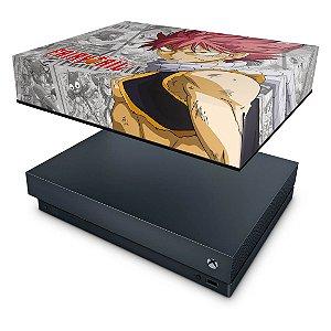 Xbox One X Capa Anti Poeira - Fairy Tail