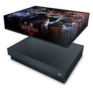 Xbox One X Capa Anti Poeira - Killer Instinct