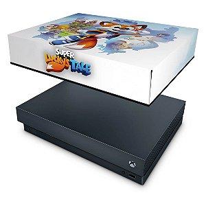 Xbox One X Capa Anti Poeira - Super Lucky's Tale