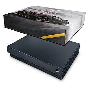 Xbox One X Capa Anti Poeira - Forza Horizon 3