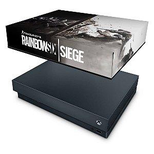 Xbox One X Capa Anti Poeira - Tom Clancy's Rainbow Six Siege