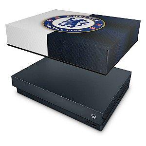 Xbox One X Capa Anti Poeira - Chelsea