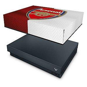 Xbox One X Capa Anti Poeira - Arsenal Football Club