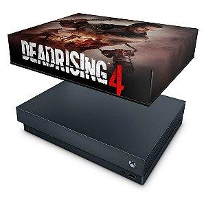 Xbox One X Capa Anti Poeira - Dead Rising 4