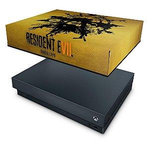 Xbox One X Capa Anti Poeira - Resident Evil 7: Biohazard