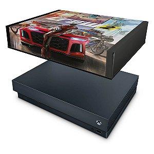 Xbox One X Capa Anti Poeira - The Crew 2