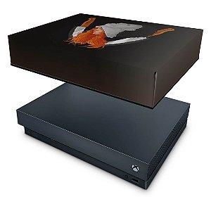 Xbox One X Capa Anti Poeira - Stranger Things Max