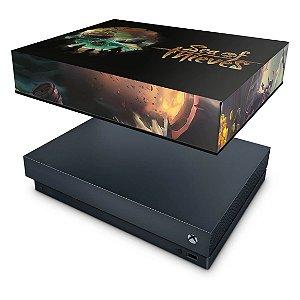 Xbox One X Capa Anti Poeira - Sea Of Thieves